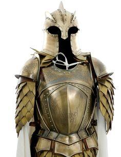 Armure impériale, armure Fantastique