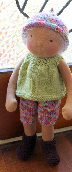 317 besten Doll clothes pattern Bilder auf Pinterest | Doll clothes ...