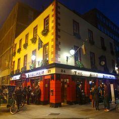 A brilliant night in Dublin