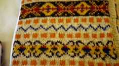 Fair Isle in Whalsay Fair Isle Knitting, Hand Knitting, Knitting Sweaters, Shetland Wool Week, Textile Museum, Heritage Center, Star Designs, Beautiful Hands, Swatch