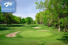 $15 for 18 Holes with Cart at Huron Hills #Golf Course in Ann Arbor ($36 Value. Good Any Day, Any Time until November 1, 2014.)  https://www.groupgolfer.com/redirect.php?link=1sqvpK3PxYtkZGdkZ4Ck