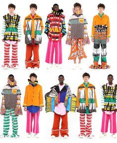 Wataru Tominaga  Comment la mode et la société jouent la confusion des genres  1