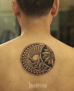 Klai Jakkawan Tattoo Studio / Design by Wanpracha / Tattoo by Armata #suntattoo…