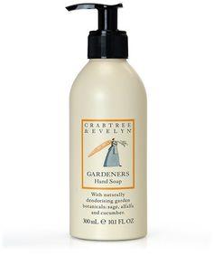 Gardeners Hand Wash 300ml | Crabtree & Evelyn