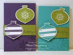 Stamping Inspiration: Christmas