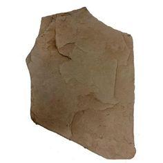 flagstone canyon oak concrete step