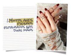 Anel de Falange: Especial Acessórios | Dani Romani Consultoria de Imagem  |  anéis  |  knucke rings  |  accessories  |  fashion  |  trend  |  tendência  |  jewelry  |