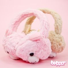 Alpacasso Ear Muffs *I MUST have these by the time I go to Korea