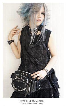 Sex Pot Revenge Fashion | Goth and Visual Kei Fashion from Japan