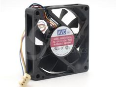AVC 7cm cooler DSSC0715R2L 7015 70*15mm 12V 0.3A 4Wire PWM axial computer case Cooling Fan - Newegg.com