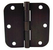 """30 PC Oil Rubbed Bronze Interior Door Hinges 3.5""""X3.5"""" 5/8"""" Radius >>> See this great product."""