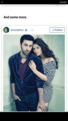 Don't feel guilty you too can continue gawking at this beautiful pair. Aishwarya Rai Bachchan and Ranbir Kapoor's latest magazine shoot oozes sex. - Aishwarya Rai Bachchan and Ranbir Kapoor are ready to BREAK THE INTERNET with their HOT AF photoshoot!