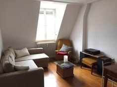 Gemütliche 2.5 Zimmerwohnung in Basel.