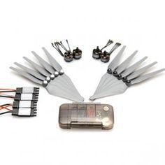 DJI E300 4pcs Motor/ESC & Propeller Pack for DJI & Multi-Role
