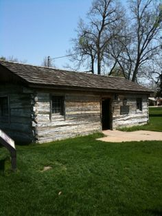 Original Pony Express Station