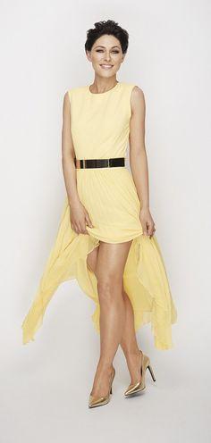Emma Willis is the star of Venus' new TV advert #dailymail