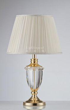 New classical European American example room desk lamp【最灯饰】新古典欧式现代创意水晶新款装饰个性客厅卧室书房样板房台灯