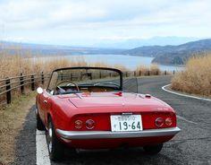 女性も車もお尻フェチ 笑 #lotuselans1 #lotus #lotuselan #ロータスエラン #ロータスエランS1 #英国よろずcollection #英国よろずコレクション #英国旧車 #英国車 #英国 #英国旧車 #oldscotthouse