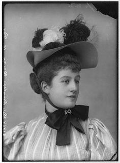 Hat - Priscilla Cecilia Annesley (née Moore), Countess of Annesley