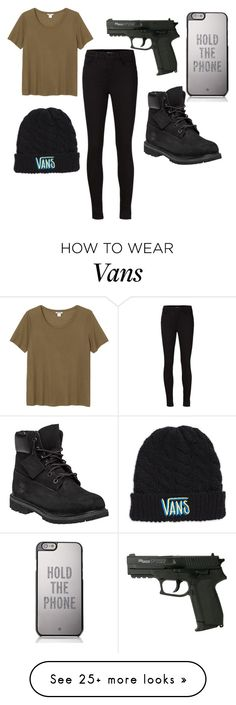 """""""Untitled #611"""" by this-is-the-world-i-live-in on Polyvore featuring Monki, J Brand, Vans, Timberland and Kate Spade"""