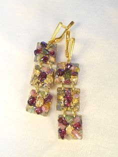 Hey, I found this really awesome Etsy listing at https://www.etsy.com/ru/listing/265610891/three-tier-earrings-encrusted-with