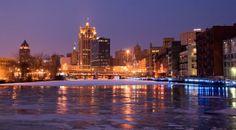 Winter in Milwaukee