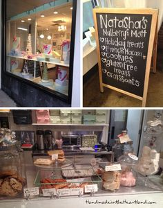 KC Bakery: Natasha's Mulberry & Mott, you must try the macarons! #bakery #macarons