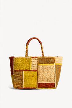 Crochet Twist, Knit Crochet, Sac The Kooples, Sac Kate Spade, Burlap Tote, Fabric Bags, Knitted Bags, Handmade Bags, Decoration Crafts