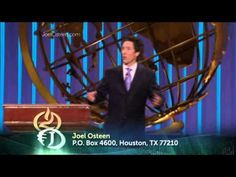 God is not sloppy! - Joel Osteen