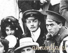 Alexander Knyschinsky, Russia 1907 Knyschinsky family photo