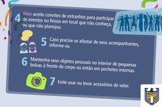 10 dicas para aproveitar um carnaval seguro