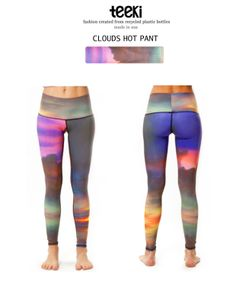 Teeki Cloud Hot Pant: $66. Available in xs, s, m & l. Email us today to place your order!