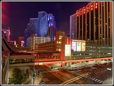 Awesome Photo of Downtown Reno