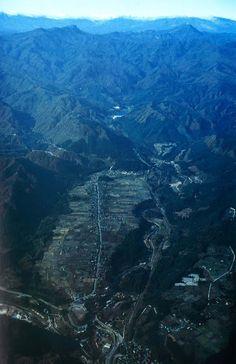 群馬県碓氷郡松井田町坂本 Japanese Villages in Gunma
