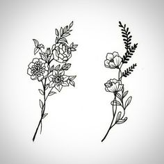Great simplistic style, maybe add a touch of coloring and th.- Great simplistic style, maybe add a touch of coloring and this would be great! Mini Tattoos, Flower Tattoos, Small Tattoos, Cool Tattoos, Spiderbite Piercings, Piercing Tattoo, Tattoo Sketches, Tattoo Drawings, Wildflower Tattoo