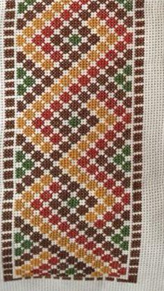 Cross Stitch Boarders, Cross Stitch Bookmarks, Cross Stitch Art, Cross Stitch Flowers, Cross Stitch Designs, Cross Stitching, Cross Stitch Embroidery, Hand Embroidery, Cross Stitch Patterns