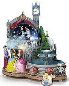 Disney Snowglobes Collectors Guide: Cinderella