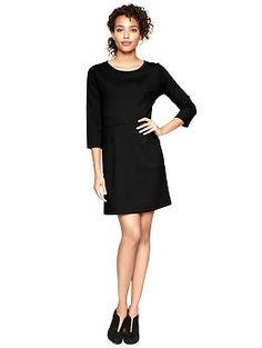 Ponte pocket dress | Gap such good sale!