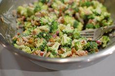 Zesty Broccoli Salad