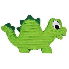 how to make a dinosaur pinata