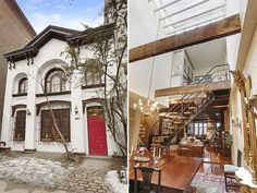 'Rare and Mythical' Cobble Hill Carriage House Asks $8M - Curbed NYclockmenumore-arrow :