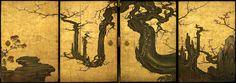 狩野山雪(かのう さんせつ)の代表作品・経歴・解説 - Epitome of Artists *有名画家・代表作紹介、解説