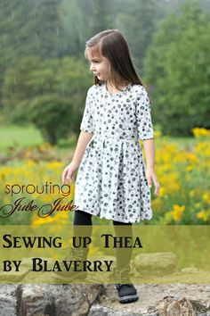 Sprouting JubeJube: Thea by Blaverry