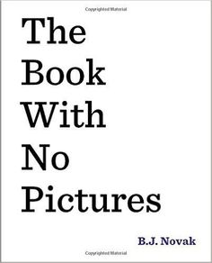 Penguin Random House-The Book With No Pictures