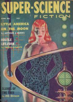 Super-Science Fiction