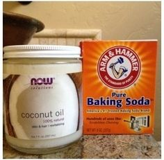 Previous pinner said: A few months ago I stopped using facewash. I use a scrub of baking soda and coconut oil every few days. On the days in between, just coconut oil. I use tiny amounts - a pinch of soda, and a bit of coconut oil the size of a pencil eraser. Wash in gentle, circular motions and rinse very well. Your face may seem oily afterward, but within a few minutes the oil is absorbed and your skin is glowing. My face used to break out regularly. Now, almost never! | The Beauty Thesis