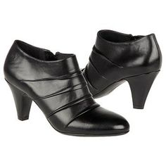Love these for some casual black shoes to wear with jeans.