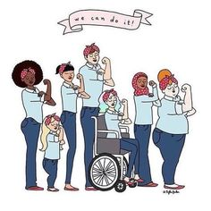Sharing this image from @spreadgirllove to celebrate all women today! Remember You're special no matter what  #internationalwomensday