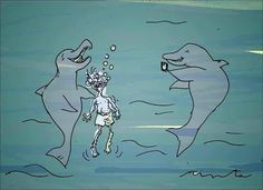 CÁTIA CARDOSO : O quê!? Uma selfie com um golfinho!? Ena, pah, tam...