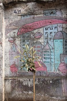 Street Art .. Wall Paintings by firoze shakir photographerno1, via Flickr